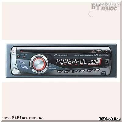 Характеристики товара Автомагнитола PIONEER DEH-P 4950 MP Безопасность Защита кодами: отсутствует Съёмная панель: да...